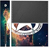 Star Command Xbox One Console Vinyl Decal Sticker Skin by Demon Decal
