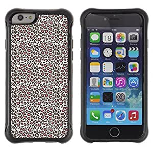 FlareStar Colour Printing leopard print Heavy Duty Armor Shockproof Silicone Cover Rugged case cover for Apple ZqCY5XJgLWo For Apple Iphone 5C Case Cover