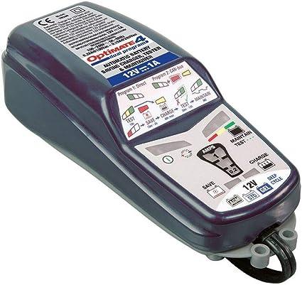 Chargeur de Batterie Tecmate Optimate 4 Dual Chargeur batterie