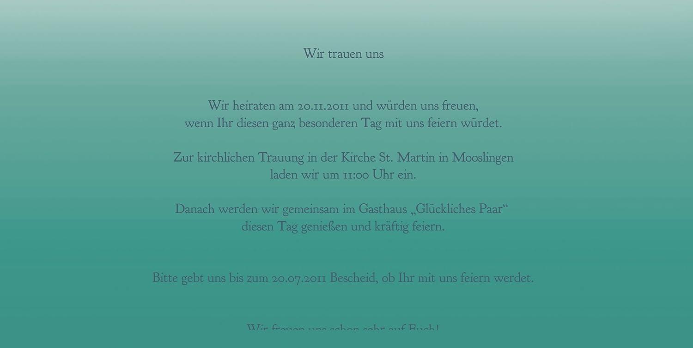 Kartenparadies Hochzeitskarte Hochzeit Einladung Din Ringetausch, Ringetausch, Ringetausch, hochwertige Einladung zur Heirat inklusive Umschläge   10 Karten - (Format  215x105 mm) Farbe  flamingoOrangerot B01NBWLCYK   Komfort    Qualitativ Hochwertiges Produkt    Zürich  6fa0fe