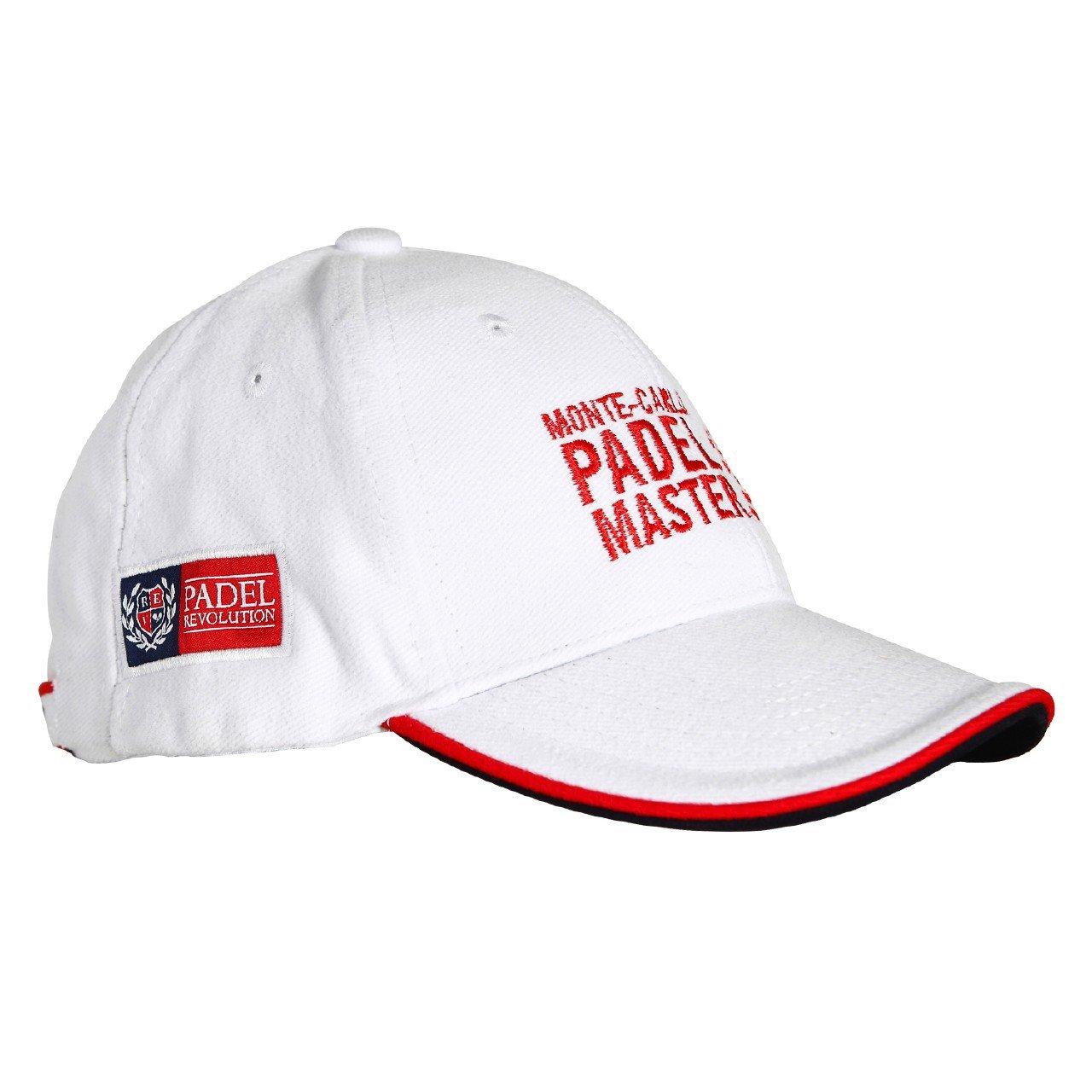 PADEL REVOLUTION - Gorra Oficial Monte-Carlo Padel Master Color ...