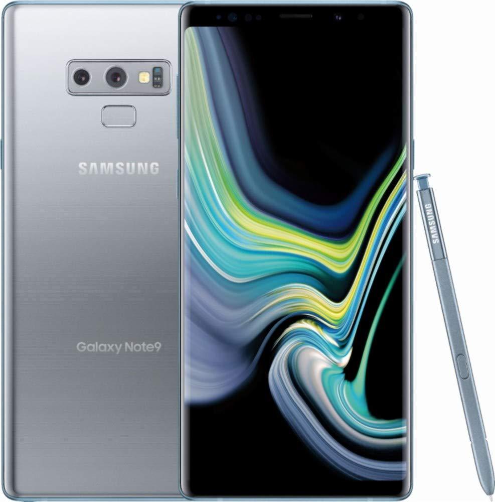 Samsung - Galaxy Note9 128GB (Unlocked) - Cloud Silver