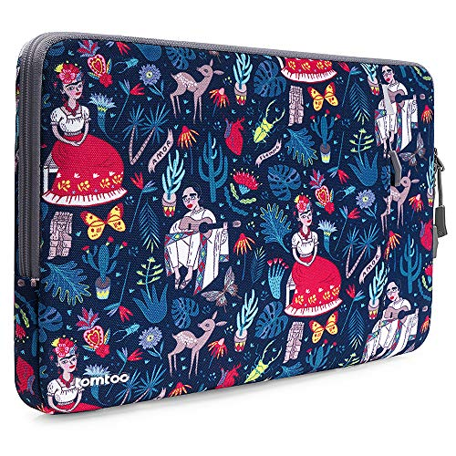 ive Laptop Sleeve Compatible with 12.3 inch Microsoft Surface Pro6/ 5/4/ 3 and 11.6 inch MacBook Air, Ultrabook Notebook Tablet Shockproof Bag with Accessory Pocket ()