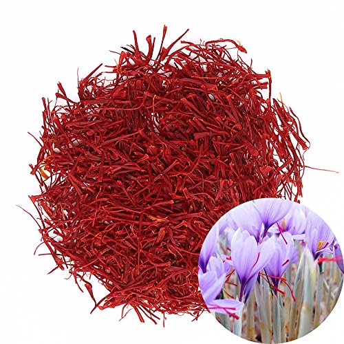TooGet Premium All Red Saffron, Persian Pure & Natural, for sale  Delivered anywhere in Canada
