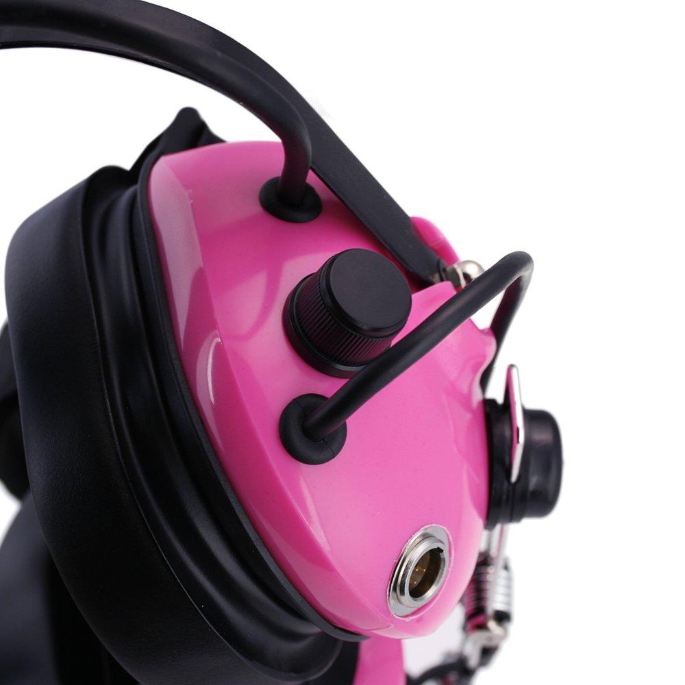 Rugged Radios H42-PINK 2-Way Headset by Rugged Radios (Image #5)
