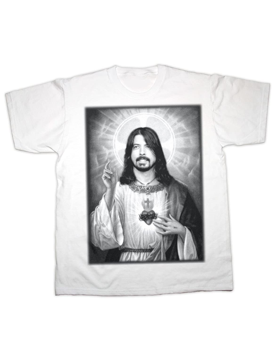 Sherbet Dip Grohl the Saviour T-Shirt. All Sizes. 100% Cotton