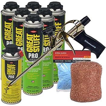 Amazon Com Great Stuff Pestblock 12 Oz Insulating Foam