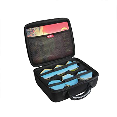 Hermitshell Hard Travel Case for Catan The Board Game + Catan Expansion - Seafarers / 5-6 Player / Cities & Knights (Not Including Cards): Toys & Games