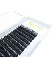 Eyelash Extension 0.15 C Curl Length 15mm Matte Black   Thicness0.03-0.20 C/D Curl Length 6mm-18mm Mix-8-14mm  