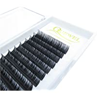 Eyelash Extension 0.05 C Curl Length 6mm Matte Black   Thicness0.03-0.20 C/D Curl Length 6mm-18mm Mix-8-14mm  