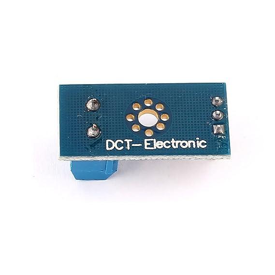 Amazon.com: DealMux Max 25V Faixa de tensão Detector 3 Terminal Módulo Sensor de Arduino: Electronics