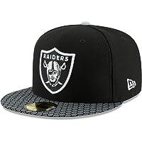 New Era Gorra NE ONF NFL17 5950 SL Raiders OTC