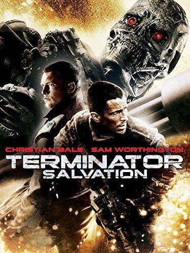 Amazon Com Terminator 4 Salvation Christian Bale Sam
