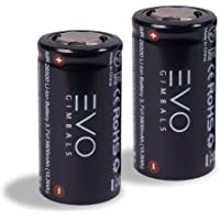EVO Gimbals IMR 26500 Li-Ion Rechargeable Batteries