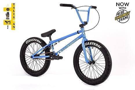 Amazon.com: Eastern talismán para bicicleta BMX 2018 azul ...