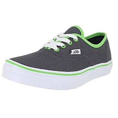 Amazon.com: Vans Authentic encuadernación Pop Skate Shoe ...