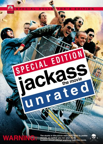 Jackass - The Movie (Unrated Special Collector's - Jackass The Movie Dvd