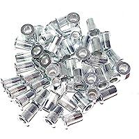 A-RM5 Surtido de tuercas remachables M5 aluminium 50
