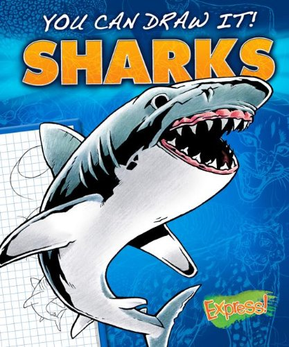 Download Sharks (You Can Draw It!) PDF