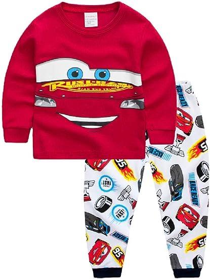 Dinosaurs Park Boys Superhero Pajamas Toddler Pjs Sets Cartoon Characters Long Sleeve Sleepwear Clothing Accessories Sleepwear Robes