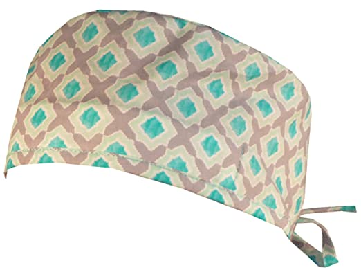 8ad4b743ce922 Image Unavailable. Image not available for. Color  Mens and Womens Surgical  Scrub Cap ...