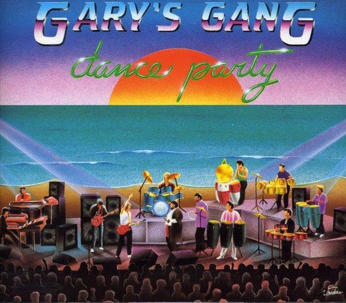 CD : Gary's Gang - Dance Party (Canada - Import, 2PC)