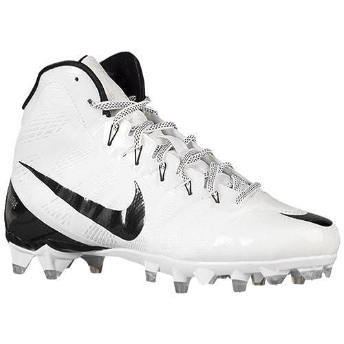 buy popular 9bb92 e2bba Amazon.com   NIKE CJ3 FLYWEAVE Elite TD Men s Football Cleats   Football