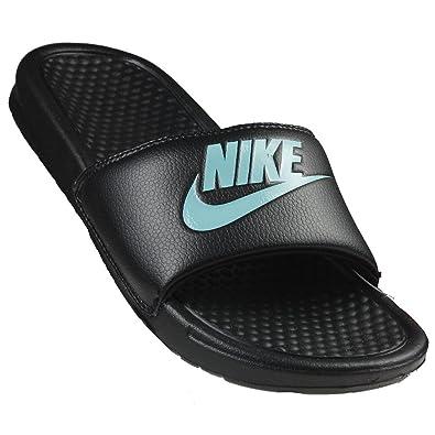 Nike - Claquette+Tong - benassi jdi - Taille 47.5: Amazon.fr ...