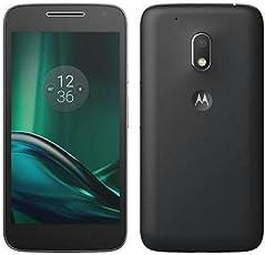 Motorola Moto G4 Play 4g Lte 16GB Camara 16Mpx Negro
