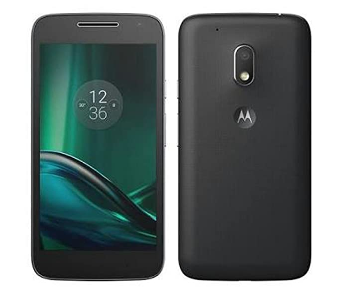 2f63a0a0980 Motorola Moto G4 Play 4g Lte 16GB Camara 16Mpx Negro: Amazon.com.mx:  Electrónicos