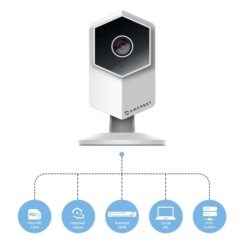 Amcrest 2K Wireless IP Camera 3MP (2304TVL) 5ghz Indoor Pan