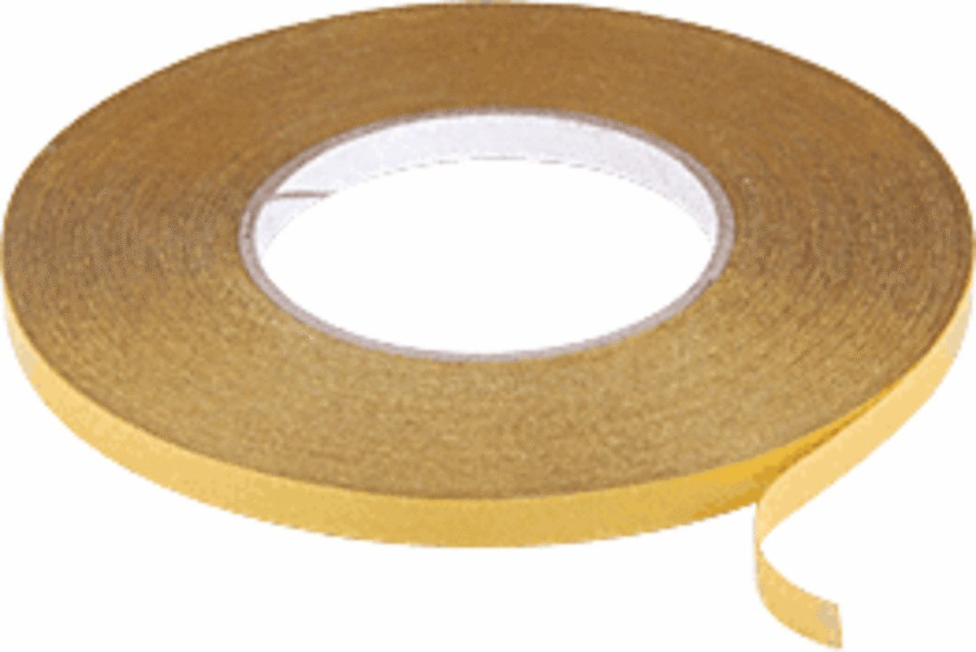CRL Clear Double-Sided PVC Tape