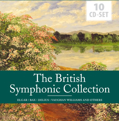 Price comparison product image Elgar / Bax / Delius / Vaughan Williams: The British Symphonic Collection
