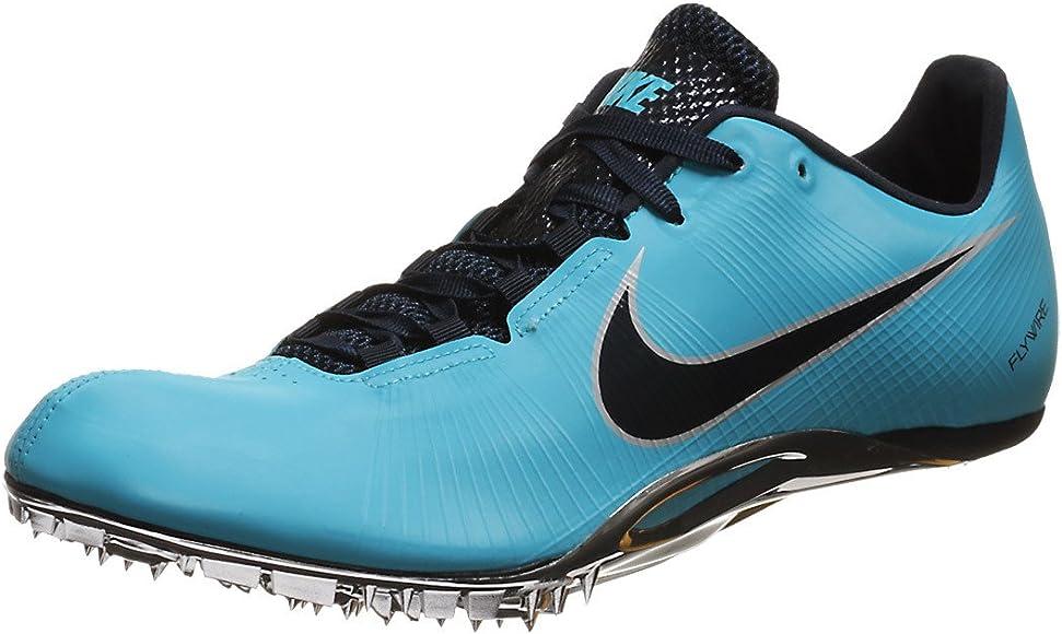 dramático unidad Arena  Amazon.com | Nike Zoom JA Fly Sprint Spike - Gamma Blue (11.5) | Track &  Field & Cross Country