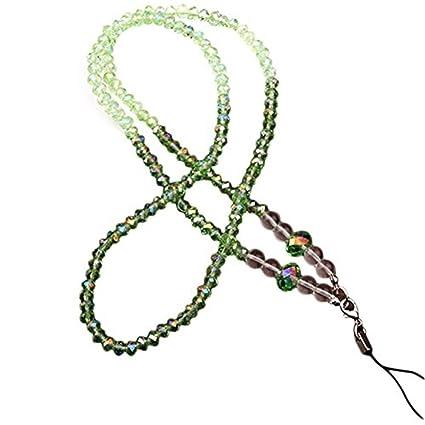 cosanter cordones cuerda de perlas de cristal Rhinestone ...