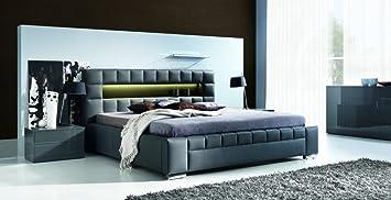 Design Luxus Schlafzimmer Set Stilmöbel Edelholz Komplett Schwarz SL06 NEU!
