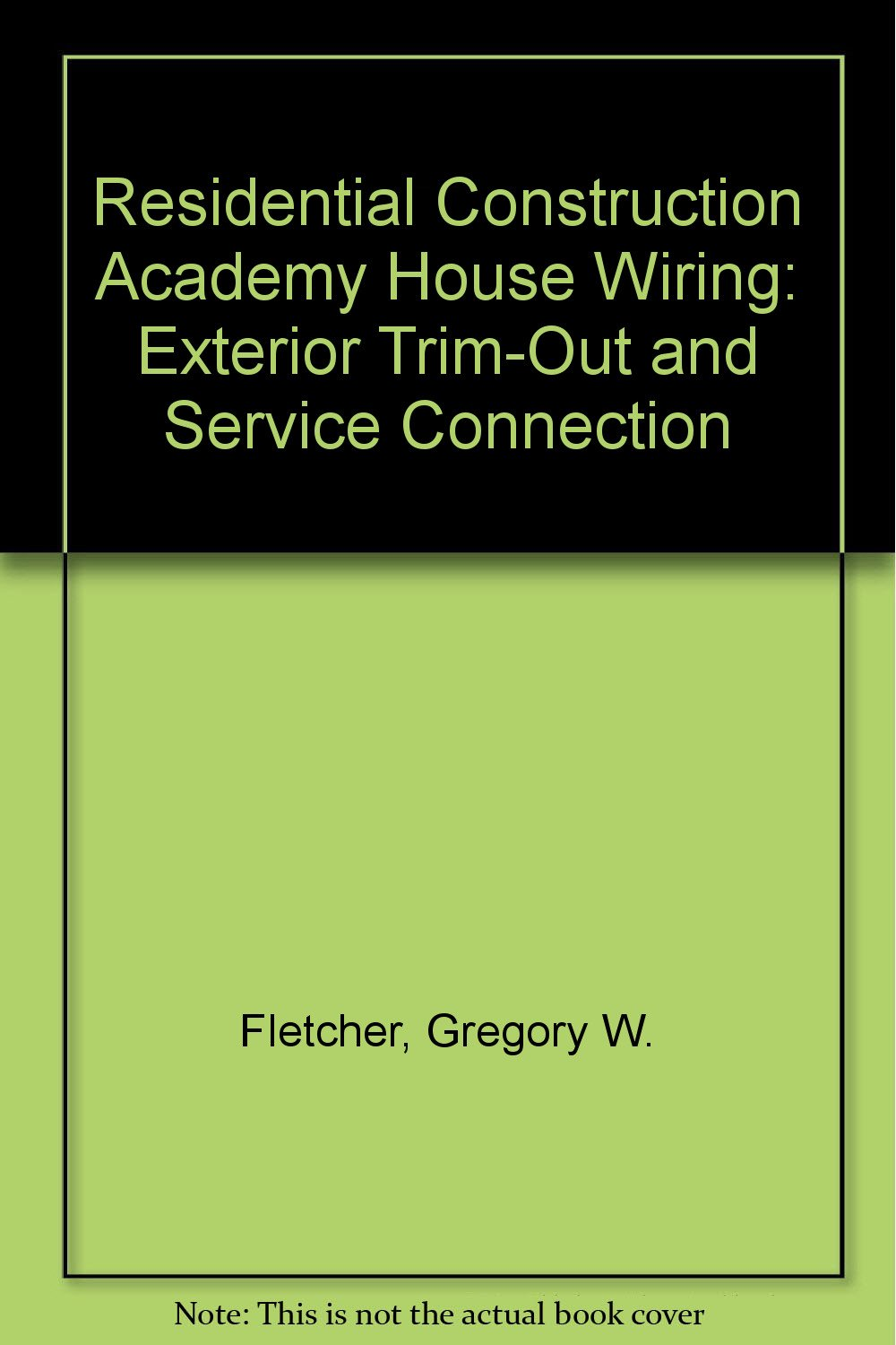 Amazon.com: Residential Construction Academy House Wiring Video #7 Trim-Out  [VHS]: Thomson Delmar Learning: Movies & TV