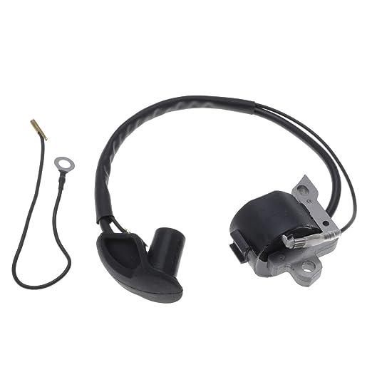 Jardiaffaires Bobina de Encendido Adaptable Stihl FS400, FS450 ...