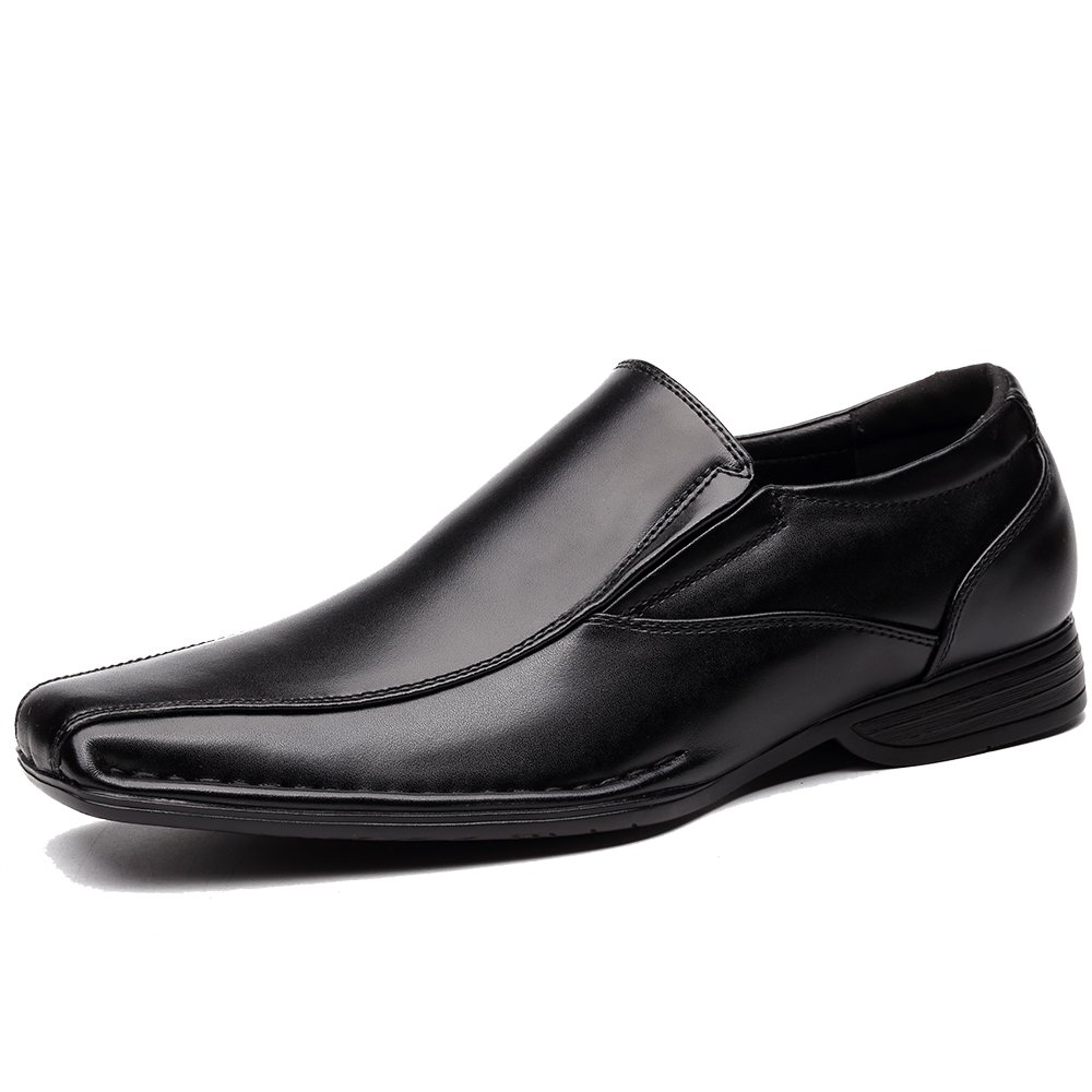 OUOUVALLEY Classic Formal Slip On Leather Lining Modern Loafer Shoes OUOU-004