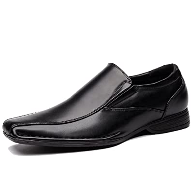 0a6e5c15f9e12 OUOUVALLEY Classic Formal Oxfords Slip On Leather Lining Modern Loafer Shoes  OUOU-004 (7