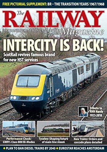 Railway Magazine (Steam Train Magazine)