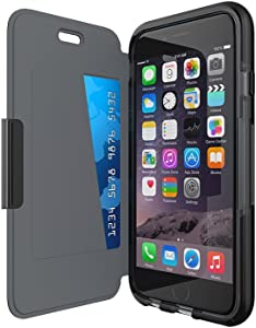Tech21 Evo Wallet for iPhone 6 Plus, iPhone 6s Plus - Black