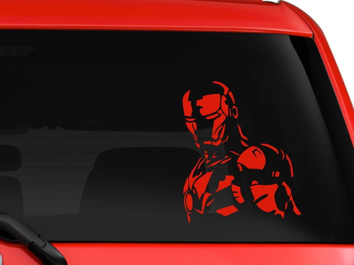 Marvel Comics Avengers Hulk Decal Vinyl Truck Car Sticker