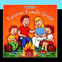 Favorite Family Songs by Kidzup