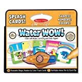 MELISSA & DOUG WATER WOW SPLASH CARDS SHAPES (Set of 12)
