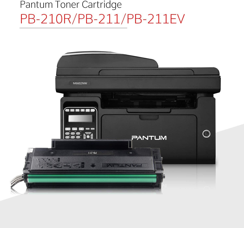 Amazon.com: Pantum M6602NW - Impresora multifunción láser ...