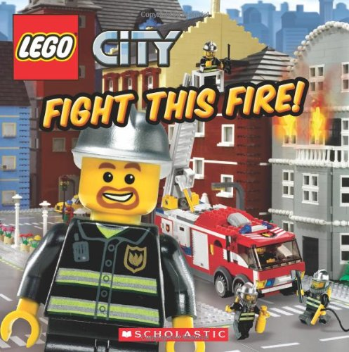 Easy Home Couple Halloween Costumes (Fight This Fire! (LEGO City))