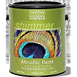 Modern Masters ME150-GAL Metallic Paint, Silver by Modern Masters