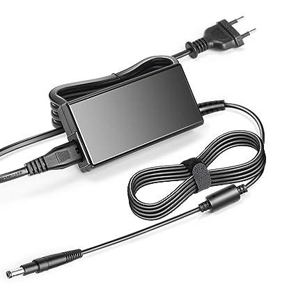 KFD 65W Adaptador Cargador Portátil para HP Pavilion 15-b000es 15-b010es HP Envy 4, Envy 6,14-3100es, Pavilion 14, Chromebook 14 14-b00 14-c00 15 ...