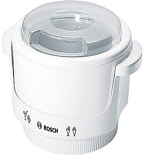 Bosch MUM4405 - Robot de cocina MUM4 para repostería, 500 W, capacidad 3.9 l, color blanco: Amazon.es: Hogar